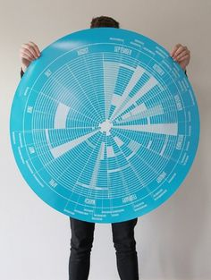 JORDAN-WALKER.CO.UK #circle #calendar