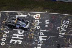 All sizes | P4/5C Nürburgring | Flickr - Photo Sharing! #asphalt #car