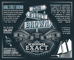 lovely package schooner exact brewing company 3 #label