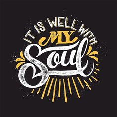It is well by Cymone Wilder