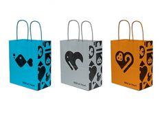 bags.jpg (JPEG Image, 670x478 pixels) #packaging #bag #heart #geometric