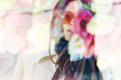Lomo Double Exposure on the Behance Network #photography #double #exposure