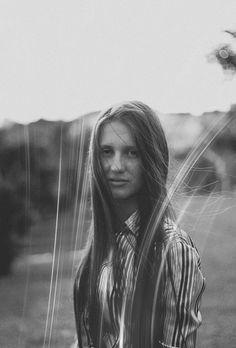 She.   Ana Paula on Behance #white #poem #lifestyle #black #portrait #photography #art