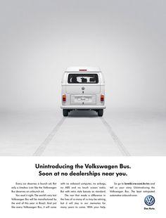 Volkswagen's Last Farewell to the Hippie Van | Branding Magazine #branding #van #hippie #volkswagens #farewell #last #magazine