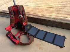The SunJack Solar Charger #tech #flow #gadget #gift #ideas #cool