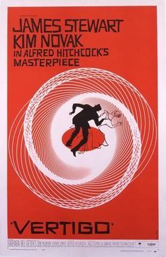 Juxtapoz Magazine - Bass Notes: The Film Posters of Saul Bass at Kemistry Gallery London | Current #bass #vertigo #saul #design #graphic