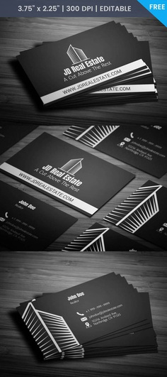 Free Realty Business Card Template