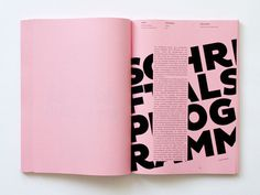 typografie standard by Tony Ziebetzki #editorial