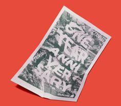 #trashday poster