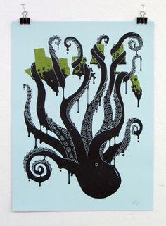 Jude Landry #landry #jude #poster #oil #spill #social