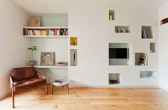Apartment in Barcelona by ACABADOMATE #apartment #design #interiors