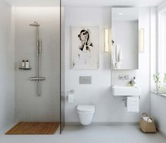 emmas designblogg design and style from a scandinavian perspective #weiss #bathroom
