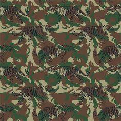 Tiger camo #sndct #pattern #orka #camo #abo