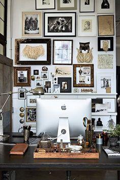 Frame Your Inspiration – Workspace Inspiration