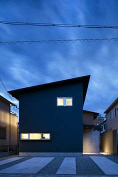 House in Harima-cho