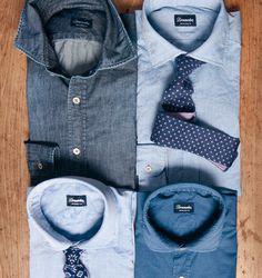 R E N O V A T I O #hirts #ties #and
