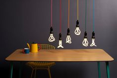 Michael-George Hemus, Plumen 001 (2010) #bulb #lamp #plumen #lights