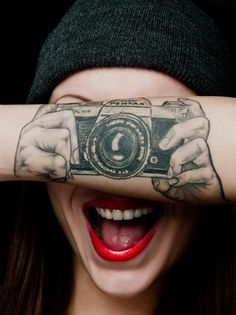 45 Awesome Cool Tattoos #tattoos #cool