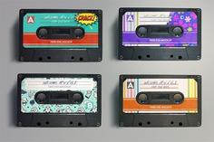 Cassette Tape Mockup | FREE