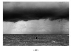 Flag of the Baltic sea #ocean #clouds #white #black #photography #rain #sea #storm #and #waves