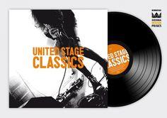 Odear United Stage Artist #music #rock #vinyl