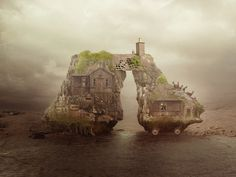 Amandine Van Ray #inspiration #photography #manipulations