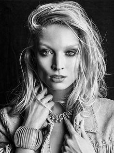 Melissa Tammerijn for Vogue Spain 2013 #model #girl #campaign #photography #portrait #fashion #editorial #beauty