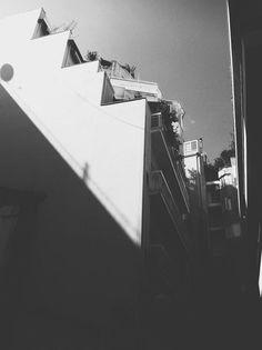 Urban shadows. #urban #city #downtown #building #greece #athens