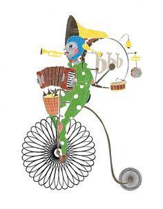2011 by belinda suzette at Coroflot.com #illustration