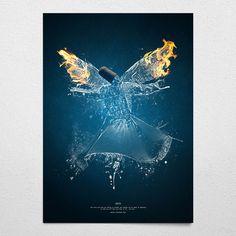 #sema #darkblue #poster #wallart #mevlana #wings #mystic
