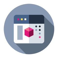 See more icon inspiration related to 3d modeling, art and design, tv, gaming, electronics, television, industry, screen, monitor, technology and computer on Flaticon.
