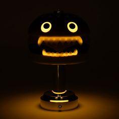 Undercover x Medicom Hamburger Lamp