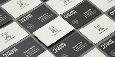 Feiner Herr Branding - see more go the most beautiful designs on Mindsparklemag.com