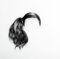 Hair Illustration by Langdon Graveslangdon - Fubiz
