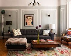 FFFFOUND! | Design*Sponge » Blog Archive » sneak peek: mike and emma of m+e #interior #design