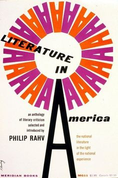 Design Friday. Alvin Lustig, American Design Pioneer. | #alvin #book #cover #listig #circle