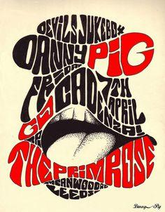 Gig Poster #gig #poster