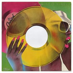 Disco Sleeves: Capitol Records | Flickr - Photo Sharing! #vinyl #illustration #sleeve