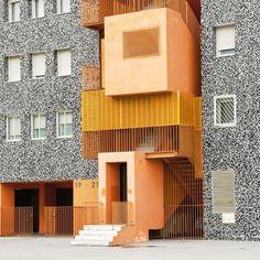 9 #architecture #colours