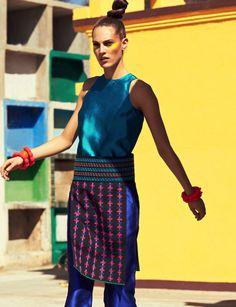 Othilia Simon for Vogue Thailand