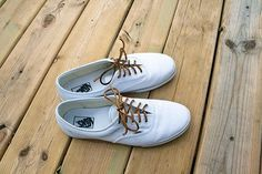 FFFFOUND! #wood #white #vans #shoes