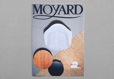 Revue Moyard 12 : DEMIAN CONRAD DESIGN #cover #design #graphic #typography