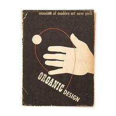 FFFFOUND! | Organic Design in Home Furnishings - MoMA 1941, Eliot F. Noyes - Paul Smith #graphic design