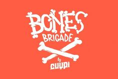 Bones brigade on the Behance Network #illustration #cuypi