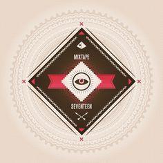 Tumblr #cover #album #mixtape #illustation