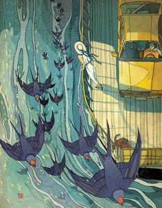 Victo Ngai #illustration