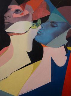 Beata Chrzanowska | PICDIT #art #painting