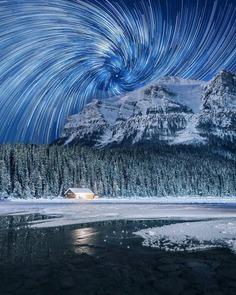 Brilliant Natural Landscapes of Alberta by Sanjay Chauhan