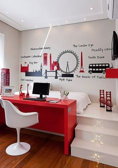 Home Office + Quarto