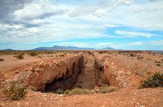 Double Negative by Michael Heizer